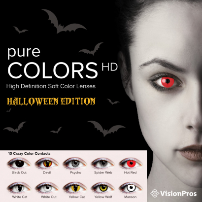 PURE COLORS HD HALLOWEEN EDITION